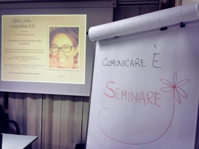Francesca Campagna aka Fravola: digital coach